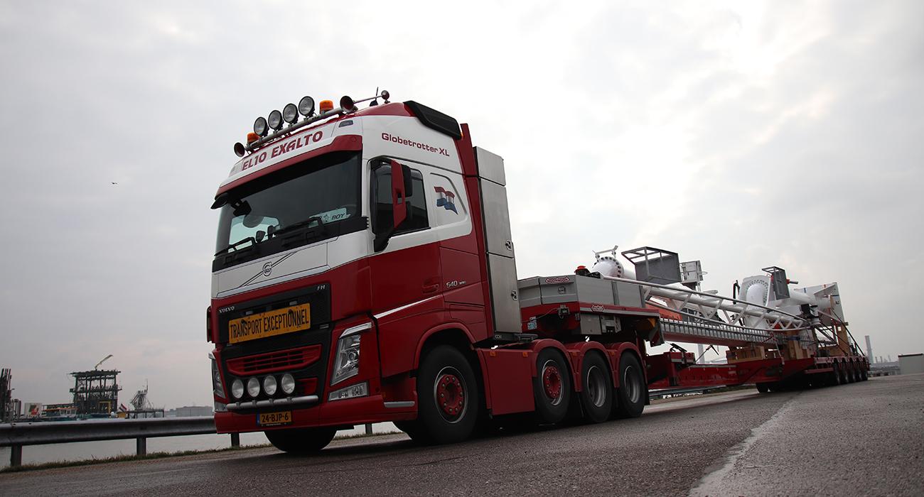 Internationlaal-transport-bedrijf